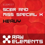 SCAR/MISS SPECIAL K - Heavy (Front Cover)