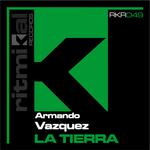 VAZQUEZ, Armando - La Tierra (Front Cover)