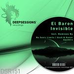 EL BARON - Invisible (Front Cover)