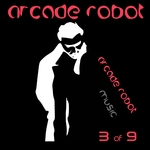 ARCADE ROBOT - Arcade Robot Music 3 Of 9 (Front Cover)