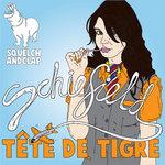 TETE DE TIGRE - Schiefield (Front Cover)