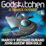 VARIOUS - Godskitchen 2011 - A Trance Odyssey (Front Cover)