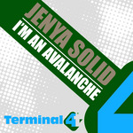JENYA SOLID - I'm An Avalanche (Front Cover)