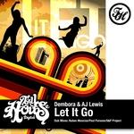 DEMBORA/AJ LEWIS - Let It Go (dub mixes) (Front Cover)