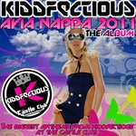 VARIOUS - Kiddfectious Ayia Napa 2011: The Album (Front Cover)