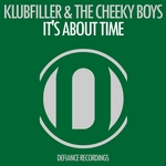 KLUBFILLER & THE CHEEKY BOYS - Its About Time (Front Cover)