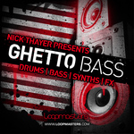Ghetto Bass (Sample Pack WAV/APPLE/LIVE/REASON)