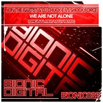 JON THE BAPTIST/DJ CHUCK-E vs SHOCK FORCE - We Are Not Alone (Front Cover)