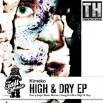 KIMEKO - High & Dry EP (Front Cover)