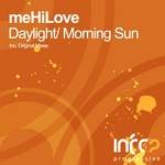 MEHILOVE - Daylight EP (Front Cover)