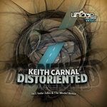 CARNAL, Keith - Distoriented (Front Cover)