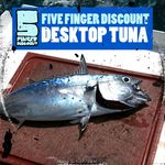 FIVE FINGER DISCOUNT - Desktop Tuna (Front Cover)