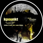 KPOUNKT - Lutte EP (Front Cover)