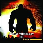 DJ MUTANTE/DJ PLAGUE/STINGER - Social Teknology Vol 6 (Front Cover)