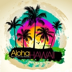 VARIOUS - Aloha Hawaii: Welcome To Chill Paradise (Front Cover)