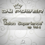 DJ POWER - Vision Experience Vol 4 (Front Cover)
