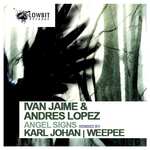 JAIME, Ivan/ANDRES LOPEZ - Angel Signs (Front Cover)