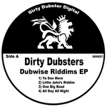DIRTY DUBSTERS - Dubwise Riddims EP (Front Cover)