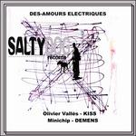 VALLES, Olivier/MINICHIP - Des Amours Electriques (Front Cover)