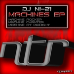 DJ NI 21 - Machines EP (Front Cover)