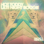 HOT TODDY - Late Night Boogie (Front Cover)