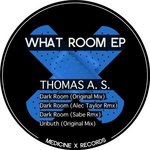 THOMAS AS - What Room (Front Cover)