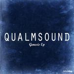 QUALMSOUND - Genesis (Front Cover)