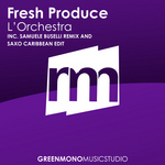 FRESH PRODUCE - L'Orchestra (Front Cover)