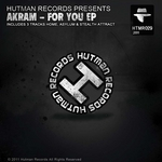 AKRAM - For You EP (Front Cover)