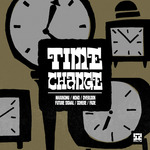 VARIOUS - Time Change EP (Front Cover)