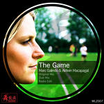 MACAPAGAL, Aldwin/MARC GALINDO - The Game (Front Cover)