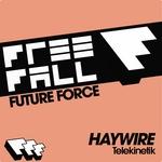 HAYWIRE - Telekinetik (Front Cover)