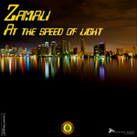 ZAMALI - At The Speed Of Light (Front Cover)