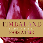 TIMBALAND - Pass At Me (Front Cover)