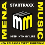STARTRAXX - Step Into My Life (Front Cover)