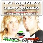 DJ MONDY & LADY VIVIAN/VARIOUS - DJ Mondy & Lady Vivian Present SloWilDanceStyle, Vol 1 (Front Cover)