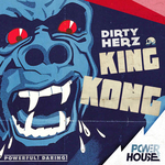 DIRTY HERZ - King Kong (Front Cover)