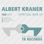 KRANER, Albert - Spiritual War EP (Front Cover)