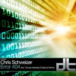 SCHWEIZER, Chris - Error 404 (Front Cover)