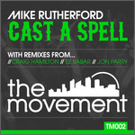 RUTHERFORD, Mike - Cast A Spell (Front Cover)