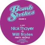 THAYER, Nick vs WILL STYLES - Bombstrikes Vol 15 (Front Cover)