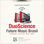 DUOSCIENCE - Future Music Brasil (Front Cover)