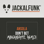 ANSOLA - Don't Bet (Front Cover)