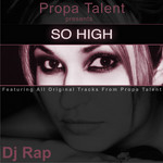 DJ RAP - So High (Front Cover)