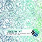 HOLLEN/TONY DEE/J&S PROJECT/MARIO DEL REGNO/ANGELO JST - Prospector Sampler Vol 1 (Front Cover)