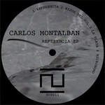 MONTALBAN, Carlos - Referencia EP (Front Cover)