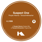 SUSPECT ONE - People Wanna (Front Cover)