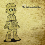 MINT - The Metronomical Boy (Front Cover)