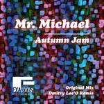 MR MICHAEL - Autumn Jam (Front Cover)