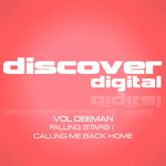 VOL DEEMAN - Falling Stars/Calling Me Back Home (Front Cover)